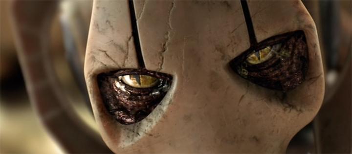 Star Wars Grievous Eyes