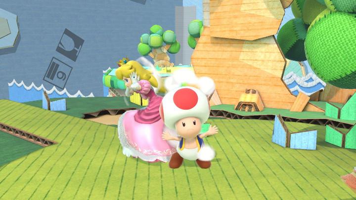Super Smash Bros Ultimate - Toad