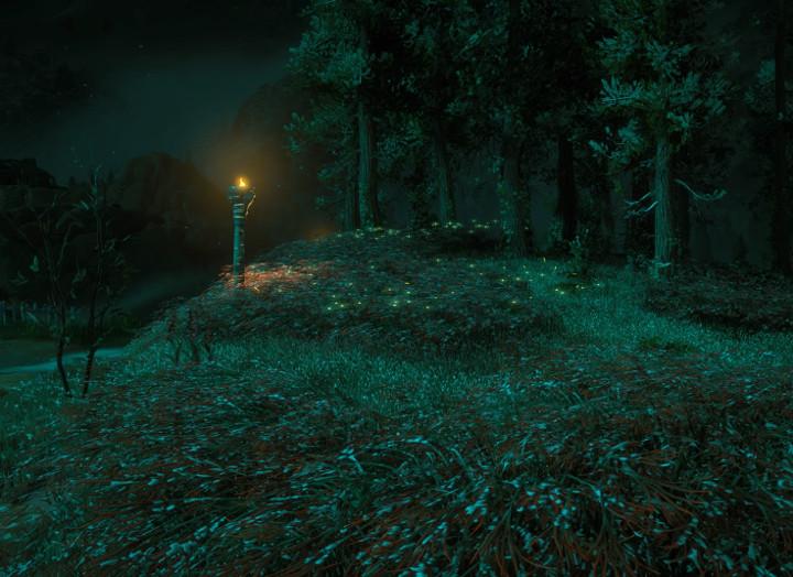 Horizon Zero Dawn - Fireflies