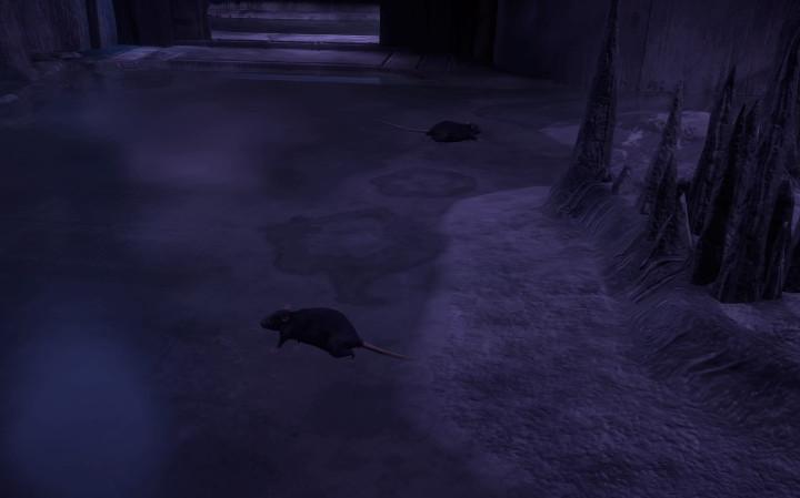Horizon Zero Dawn - Rats