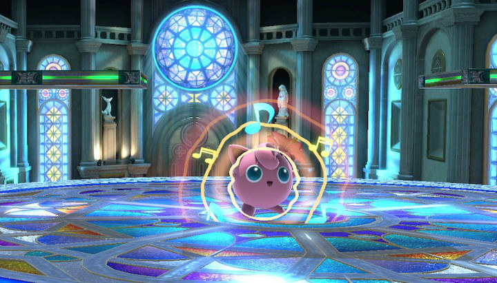 Super Smash Bros Ultimate - Jigglypuff