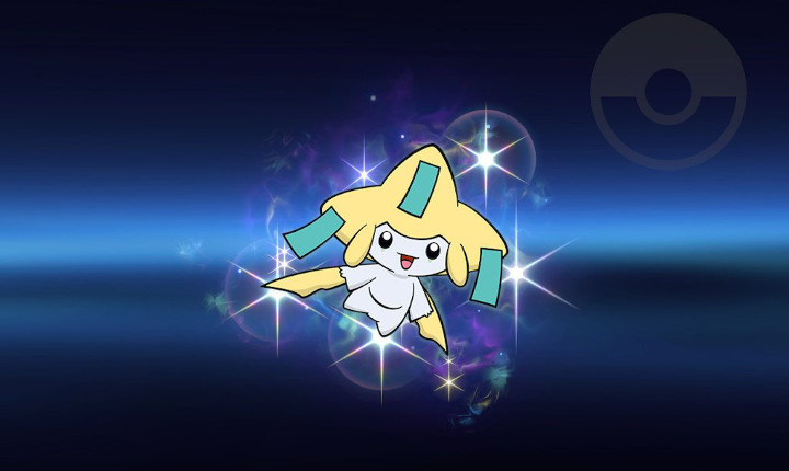 Super Smash Bros Ultimate - Jirachi