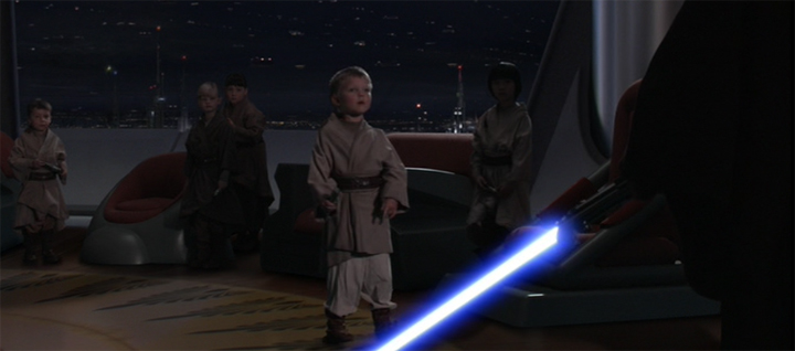 Star Wars - Anakin Kills the Younglings