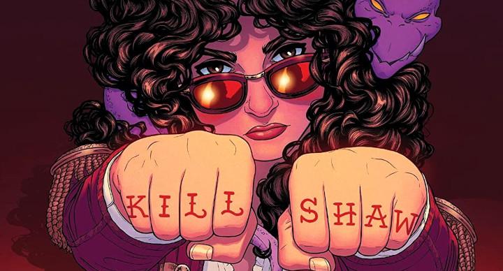 Marauders - Kill Shaw