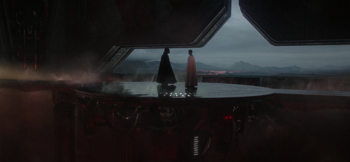 Rogue One - Krennic and Vader