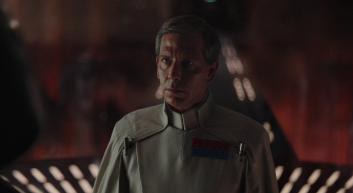 Rogue One - Krennic Is Scared