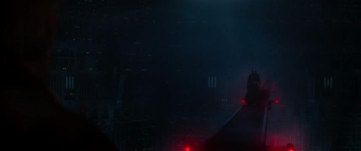 Kylo Ren on the Catwalk, The Force Awakens