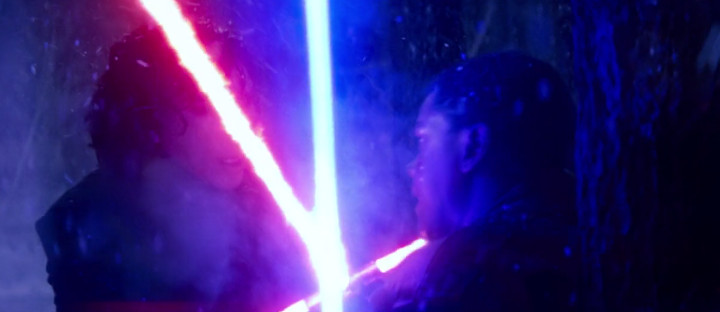 Kylo Ren Lightsaber, The Force Awakens