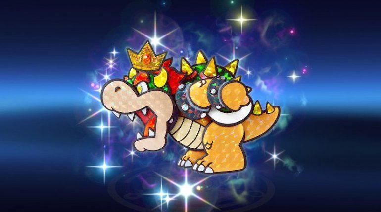 Super Smash Bros Ultimate - Legendary Bowser Spirit