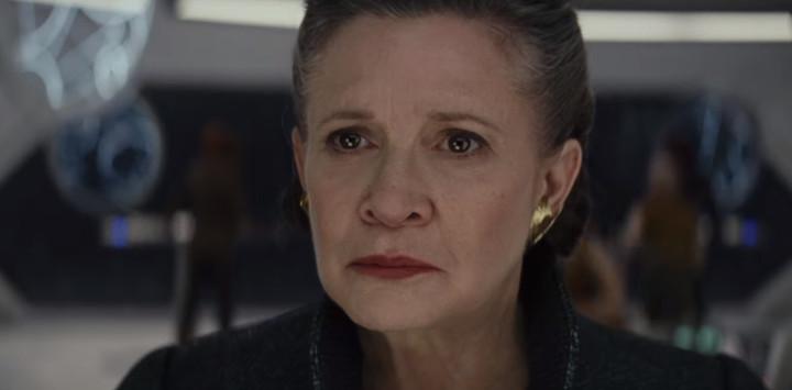 Leia The Last Jedi