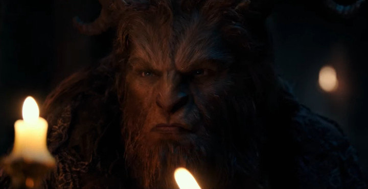 live action beast