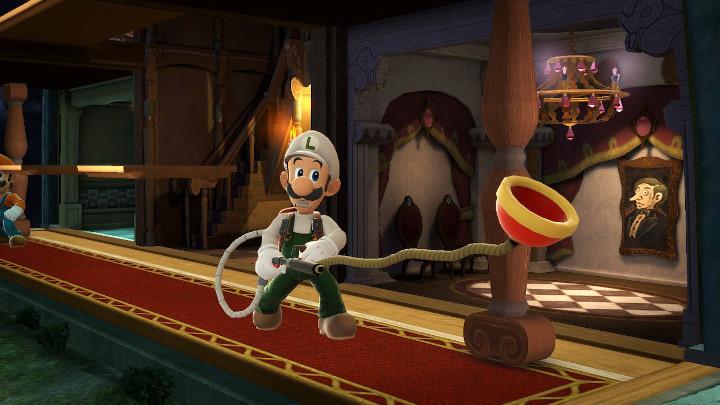 Super Smash Bros Ultimate - Luigi