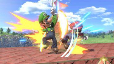 Super Smash Bros Ultimate - Mario and Luigi