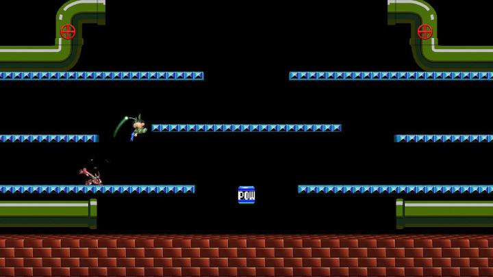 Super Smash Bros Ultimate - Mario Bros