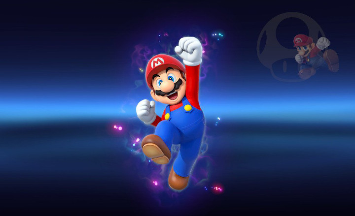 Super Smash Bros Ultimate - Mario