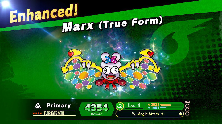 Super Smash Bros Ultimate - Marx True Form