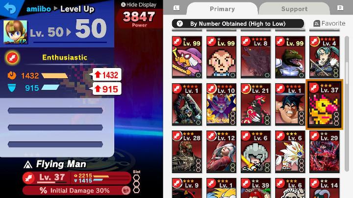 Super Smash Bros Ultimate - Spirits