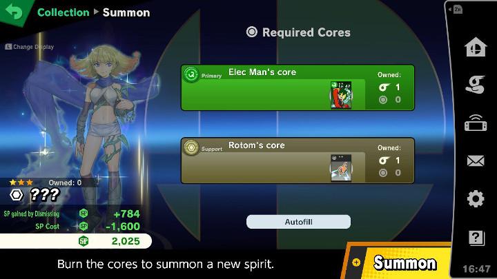 Super Smash Bros Ultimate - Summon