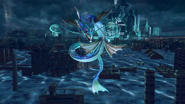 Super Smash Bros Ultimate - Leviathan