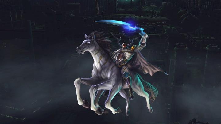 Super Smash Bros Ultimate - Odin