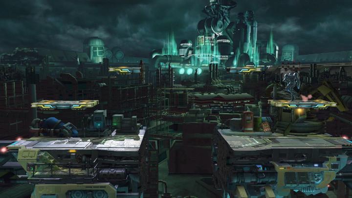 Super Smash Bros Ultimate - Midgar