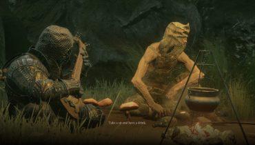 Mortal Shell - Brigand Life