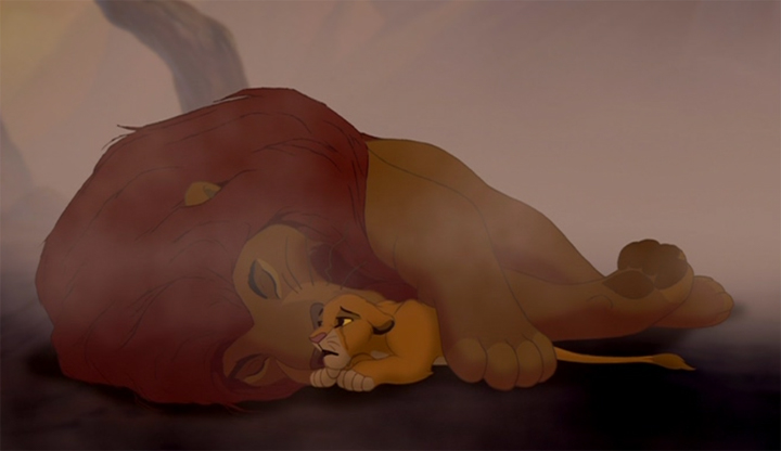 The Lion King - Mufasa is Dead