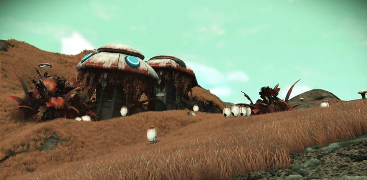 No Man's Sky Sporal Planet
