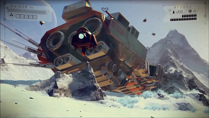 no man's sky ship
