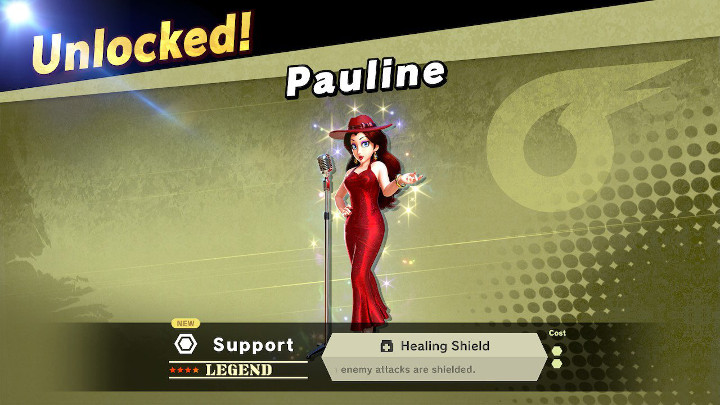Super Smash Bros Ultimate - Pauline