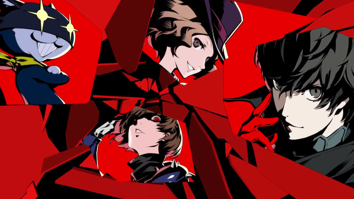 persona 5 all out attack