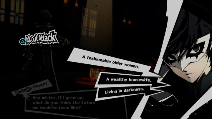 persona 5 negotiation