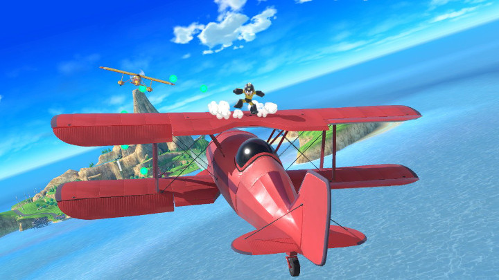 Super Smash Bros Ultimate - Pilotwings