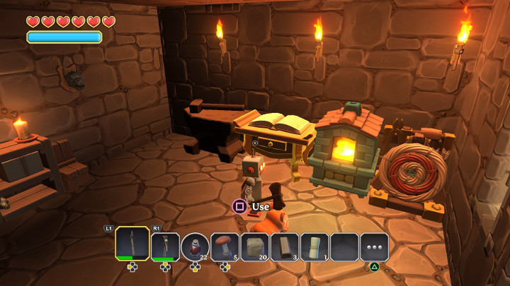 Portal knights vs dragon quest builders lightgun galaxy for How to find a home builder