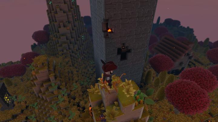 Portal Knights Peak