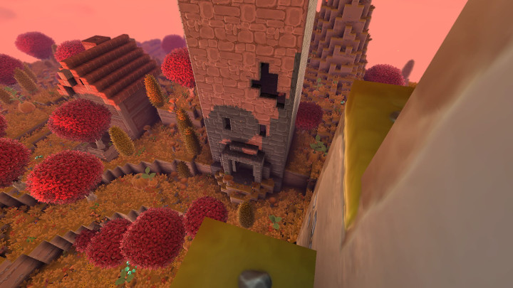 Portal Knights Stone Tower