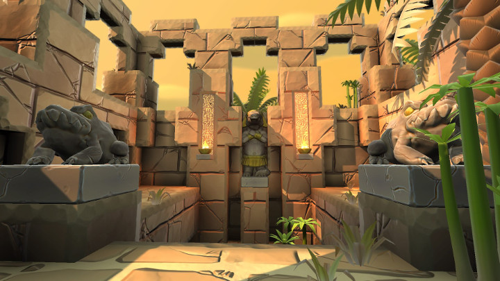 Portal Knights Tomb of C'Thiris