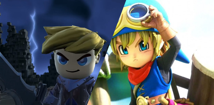 Portal Knights vs. Dragon Quest Builders