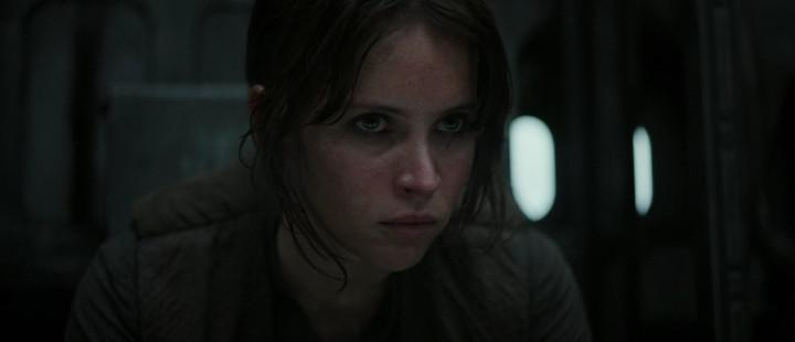 Rogue One Grumpy Jyn Erso