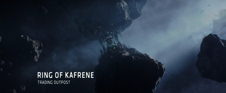 Rogue One Ring of Kafrene