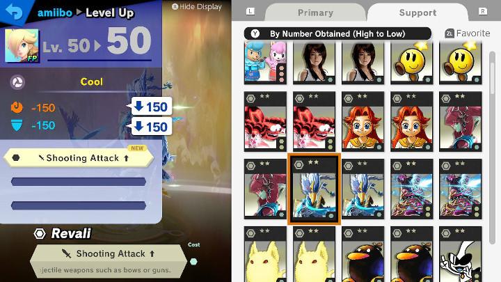 Super Smash Bros Ultimate - Rosalina Amiibo