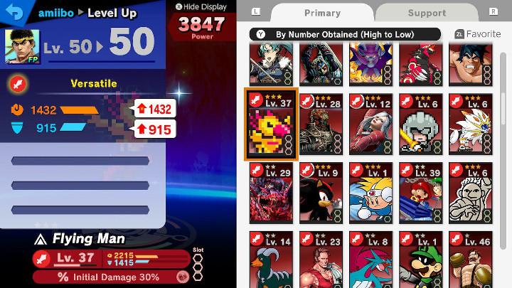 Super Smash Bros Ultimate - Ryu Amiibo