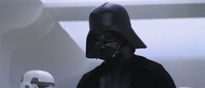 Star Wars Sad Darth Vader