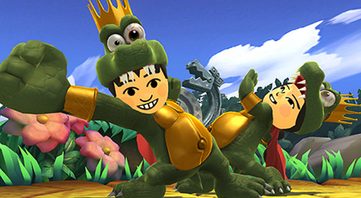smash 4 k rool non featured