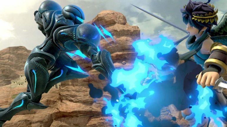 Super Smash Bros. Ultimate - Dark Samus