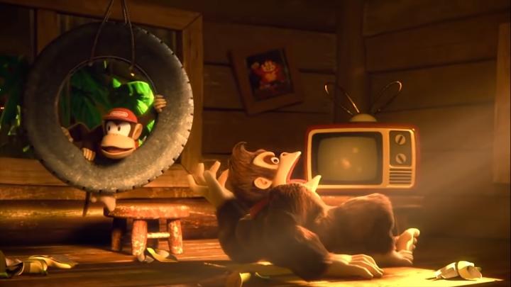 Super Smash Bros Donkey Kong