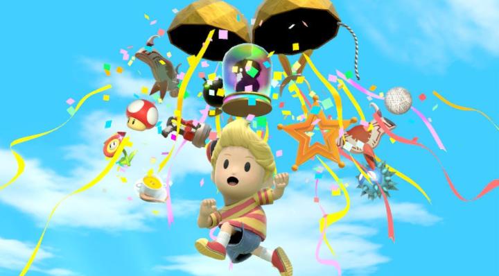 Super Smash Bros Ultimate - Lucas
