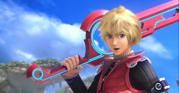 smash bros shulk smug