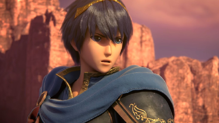 Super Smash Bros. Ultimate - Marth