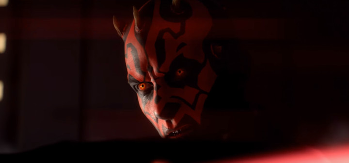 Star Wars Battlefront 2 Darth Maul